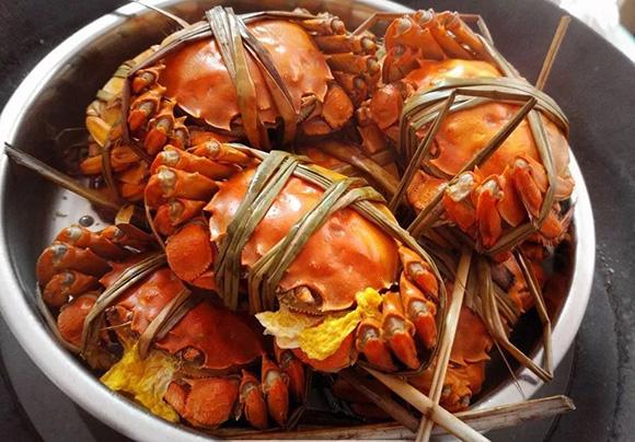 今年阳澄湖大闸蟹量升质优,价格预计较去年有所上调