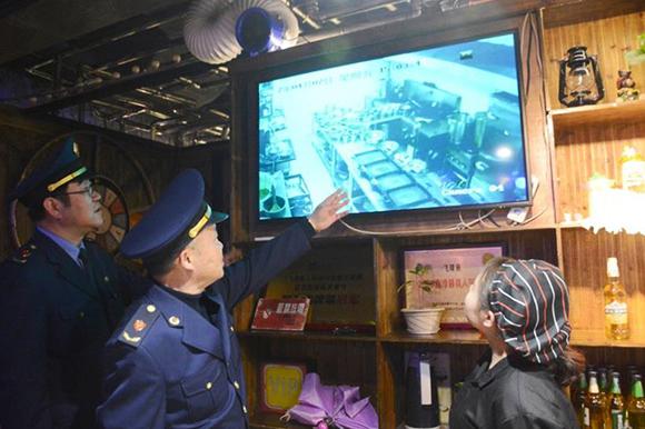 南京高淳區市場監管局積極推進食品安全民生工程建設