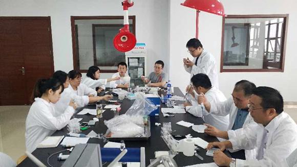 江苏扬州江都区监管局举办食品安全知识竞赛